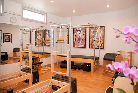 Pilates Is A Workout A Fully Equipped Pilates Studio In
